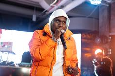 DaBaby Shuts Down A Mall In Texas