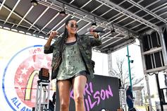 Keri Hilson Names Her Two Songs She's Most Proud Of, Talks Love Of Acting