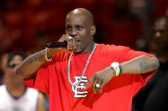 """DMX's """"Ruff Ryders' Anthem"""" & """"Party Up"""" Surge To Top Of iTunes Charts"""