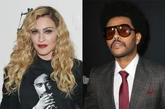 Madonna Moves Into The Weeknd's $19 Million Mansion