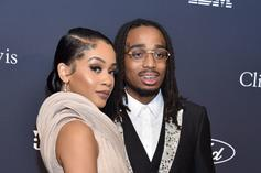 Saweetie Throws Clear Shot At Quavo In New Video