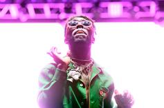 """Lil Uzi Vert Gifts JT """"LUV Vs. The World""""-Inspired Chain"""