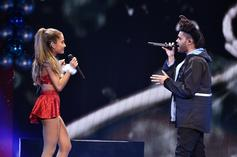 "The Weeknd Formally Announces ""Save Your Tears"" Remix With Ariana Grande"