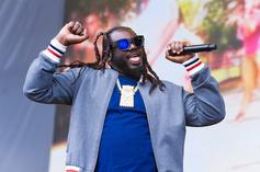 """T-Pain Just Discovered Instagram DM Request Folder: """"Is That Fergie?!"""""""