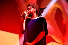 """J. Cole Continues To Hype """"The Off-Season"""""""