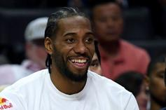 "Kawhi Leonard Talks ""Culture Jam"" Project, Includes Rod Wave & NBA YoungBoy"