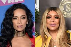 """Erica Mena Doesn't """"Regret Or Take Back"""" Wendy Williams Threat"""