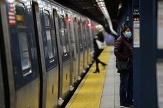 Man Arrested For Allegedly Pushing 60-Year-Old Onto Subway Tracks In Harlem