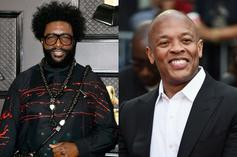 """Questlove Explains How Dr. Dre """"Saved"""" The Roots"""