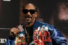 Snoop Dogg Says He's Developing Anthology Series About Life & Career
