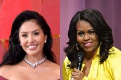 """Vanessa Bryant Responds To Michelle Obama's Praise: """"I'm Truly Touched"""""""