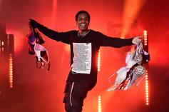 A$AP Rocky Rates His Best & Worst Looks