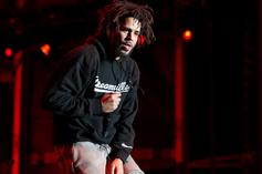 J. Cole's Basketball Career May Be Over