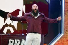 WWE Shockingly Releases Braun Strowman, Aleister Black, & More