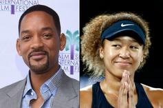 """Will Smith Tells Naomi Osaka """"You Are Right"""" In Wake Of Mental Health Discussions"""