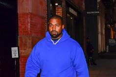 Kanye West Drops First Piece From YEEZY x GAP On His Birthday
