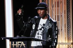 Pharrell To Open School For Low-Income Families In Virginia