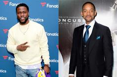 """Will Smith & Kevin Hart To Unite For Special Father's Day Edition Of """"Red Table Talk"""""""
