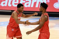 Jimmy Butler Urges Kyle Lowry To Buy His Daughter A $100K Gift