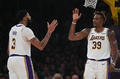Dwight Howard Reacts To Sideline Confrontation With Anthony Davis