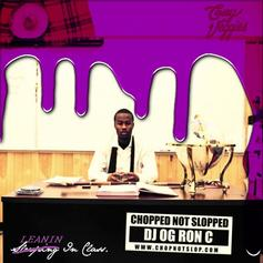 Casey Veggies - Leanin In Class (Hosted By OG Ron C & DJ Candlestick)
