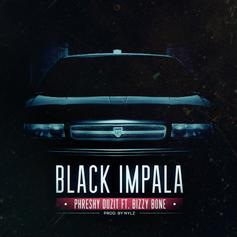 Amir Obe - Black Impala  Feat. Bizzy Bone (Prod. By NYLZ)