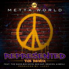 Metta World Peace - Represented (Remix) Feat. The Game, Big Noyd, Big Kap, Deacon & Benji
