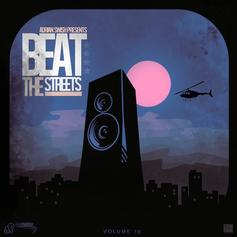 Adrian Swish - Beat The Streets (Instrumentals) Side B