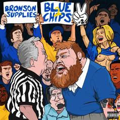Action Bronson & Party Supplies - Blue Chips 2