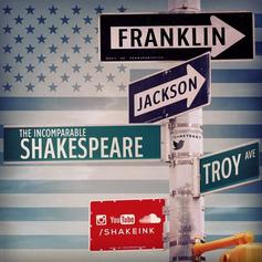 The Incomparable Shakespeare - Franklin Jackson Feat. Troy Ave