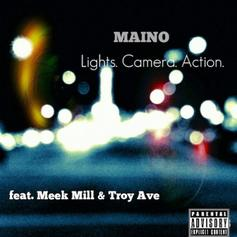 Maino - Lights Camera Action Feat. Meek Mill & Troy Ave