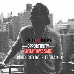ShaqIsDope - Opportunity (What Jay Z Said)