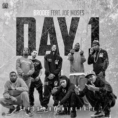 Yung Brodee - Day 1 Feat. Joe Moses