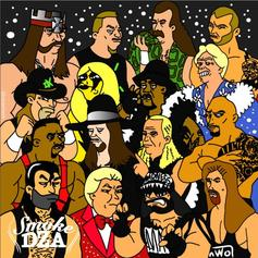 Smoke DZA - Ringside 2 EP (Prod. By 183rd)