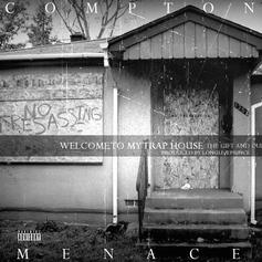 Compton Menace - On My Own  Feat. Hell Rell (Prod. By LongLivePrince)