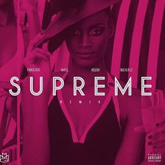 Rick Ross - Supreme (Remix) Feat. Big K.R.I.T., Mase & Fabolous