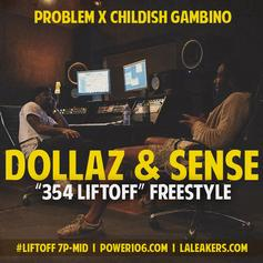 Problem - Dollaz & Sense (Tags) Feat. Childish Gambino