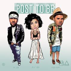 Omarion - Post To Be  Feat. Chris Brown & Jhene Aiko (Prod. By DJ Mustard)