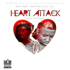 Gucci Mane - Heart Attack  Feat. Young Thug