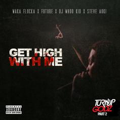 Waka Flocka - Get High With Me Feat. Future, DJ Whoo Kid & Steve Aoki (Prod. By 808 Mafia)