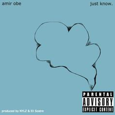 Amir Obe - Just Know