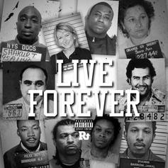 P Reign - Live Forever