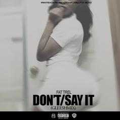 FAT TREL - Don't/Say It