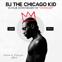BJ The Chicago Kid - Untitled (D'Angelo Tribute)