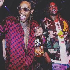 Wiz Khalifa & Travis Scott - Bake Sale (Snippet)
