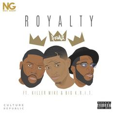 Nick Grant - Royalty (Remix) Feat. Big K.R.I.T. & Killer Mike