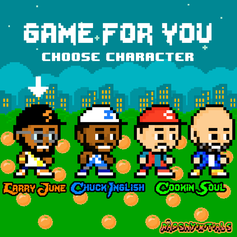Larry June - Game for You Feat. Chuck Inglish (Prod. By Cookin Soul)