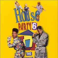 Grey Sweatpants - House Party 6: The Pajama Jam