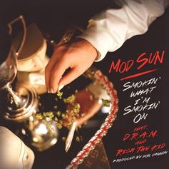 Mod Sun - Smokin What I'm Smokin On Feat. D.R.A.M. & Rich The Kid