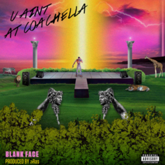Blank Face - U Ain't At Coachella
